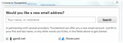 Personalized Email Addresses