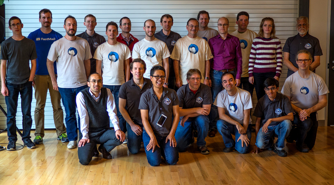 Thunderbird Developers Toronto Summit 2014
